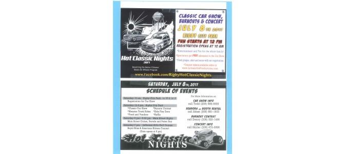 HOT CLASSIC NIGHTS 2017
