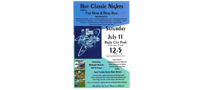 HOT CLASSIC NIGHTS IS COMING!