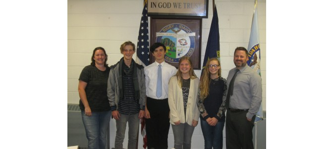 Rigby Youth Advisory Committee